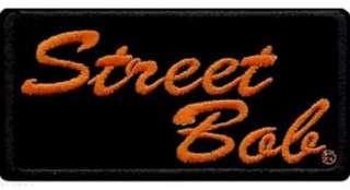 harley davidson street bob p atch