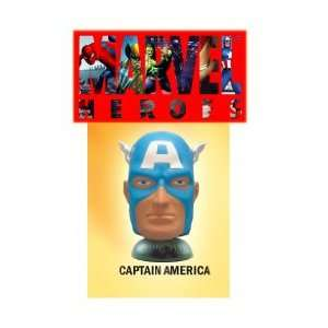 Marvel Comics Captain America Swicherz Figure Toys & Games