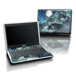 Dell Mini Skin (High Gloss Finish)   Bark At The Moon Electronics
