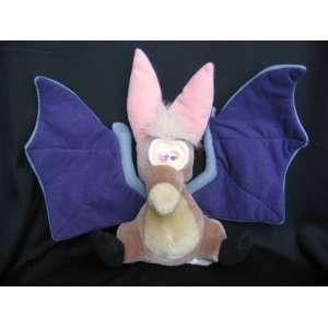 Fern Gully Batty Koda Plush 9 Bat Toys & Games
