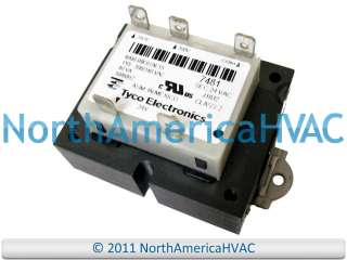 York Tyco Transformer 208 240 24 volt 4000 09E07AE15 Coleman Luxaire