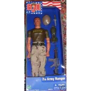 G.I.JOE 7TH ARMY RANGER ACTION FIGURE [Toy] Toys & Games
