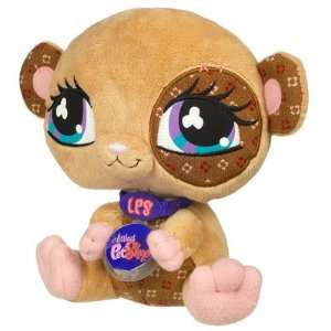 Littlest Pet Shop VIP Plush Hamster Toys & Games
