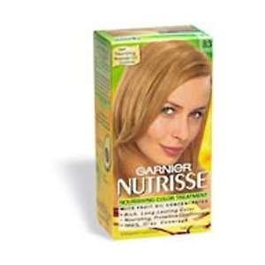 Garnier Nutrisse Permanent Creme Haircolor, #83 Beechnut Medium Gloden