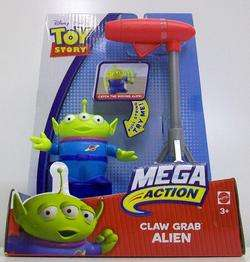 Disney Toy Story Claw Grab Alien Mega Action Figure NEW