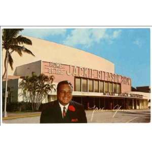 Reprint Miami Beach Auditorium: Home & Kitchen