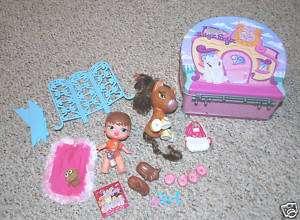 Bratz Babyz Ponyz Doll Pony Horse Case Accessories Toy