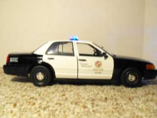 Car Lights Custom Model Ford Crown Vic Los Angeles Southland