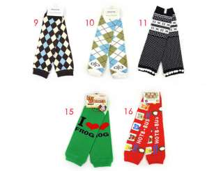 Baby Toddler Boy Girl Legging Legs Warmers Socks Crn