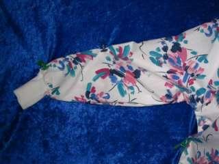 NWT White Swan Uniform Nursing or Dental Scrub Jacket Top Sz. 4X 5X