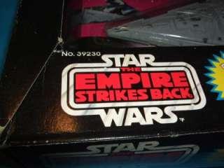 STAR WARS rare Empire Strikes Back issue Die Cast Star Destroyer