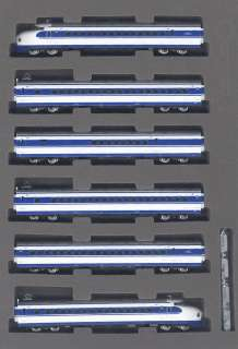 TOMIX 92939 JR Shinkansen Bullet Train Series 0 Sanyo Hikari 30th