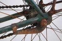 Vintage 1948 Schwinn D 13 Mens Bicycle 19 Bike Green Skiptooth