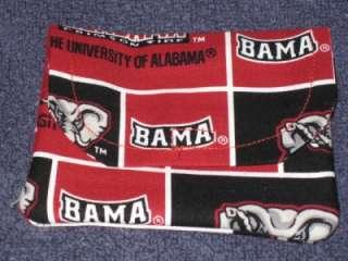 NCAA Alabama Crimson Tide BAMA Wallet SEC NCAA