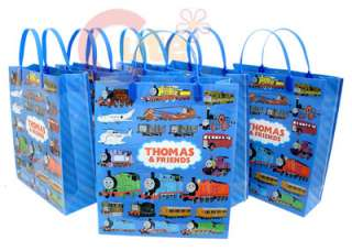 Thomas the Tank Engine party Gift Bag 1