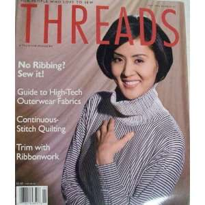 Threads Magazine May 1996 Number 64: Books