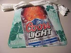 Light St Patricks Day Party flag string banner beer bar Pub sign Irish