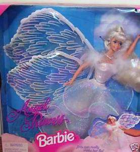 1996 Barbie Doll Angel Princess 15911 MIB LOOK