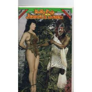 Betty Page in Jungleland Betty Page, Bunny Yeager Books