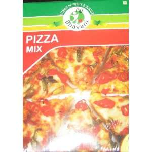 Bhavani Pizza mix 7oz: Grocery & Gourmet Food