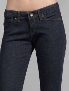 NWT Miss Sixty Crystal Cropped Second Skin Jeans 29