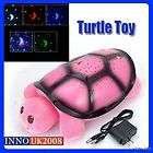 Twilight 4 Music Mixed Color LED Sea Turtle Night Light Kids Toy
