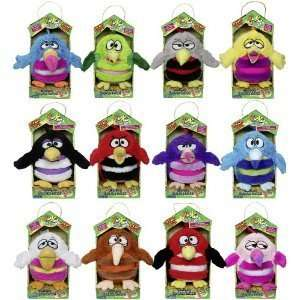 Kookoo Birds Plush   Choose Your Koo Koo 6 Character Plush Toy