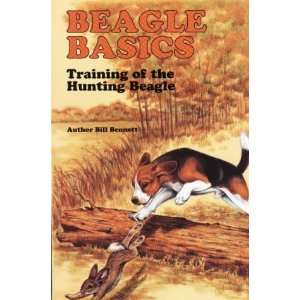 , Training and Hunting of the Beagle [Paperback]: Bill Bennett: Books