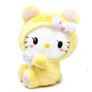Sanrio Hello Kitty Panda Plush Doll   13 Yellow Panda Toys & Games