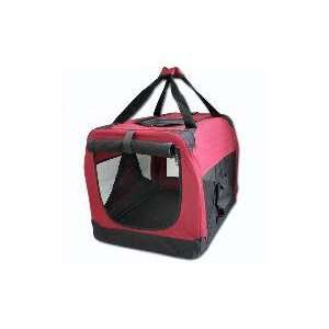 28 Dog Cat Portable Travel Bed House Pet Crate Cage Kennel