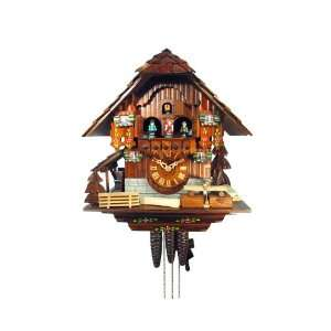 Cuckoo Clock Black Forest Lumber Mill Home & Kitchen