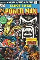 Luke Cage, Power Man Comic Book #19, Marvel 1974 NM
