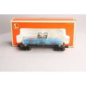 Lionel 6 16153 AEC Reactor Fluid Tank Car (Blue)/Box Toys & Games