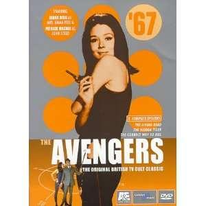Avengers 67 Set 2, Vol. 3 Patrick Macnee, Diana Rigg