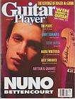 Player Magazine April 1991 Nuno Bettencourt Roger McGuinn