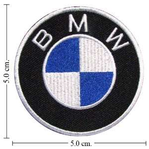BMW Car Series M6 M3 M5 M7 Z9 Logo Iron on Patch From Thailand