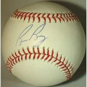Bruce Bochy Autographed Ball   OML *SAN FRANCISCO GIANTS