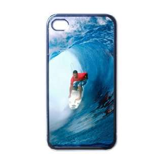 NEW iPhone 4 Hard Case Cover Surfer Surf Surfing Big Wave