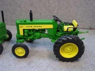 Two Ertl John Deere Tractors 116 scale