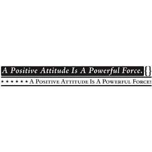 com Advantus  A positive attitude is a powerful force Motivational