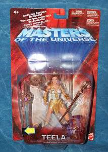 Teela Masters of the Universe Action Figure 074299559891