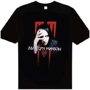 Marilyn Manson T Shirt Size M or XXL only