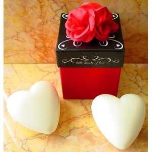 Little Hearts Of Love Soap Set In Gift Box Beauty