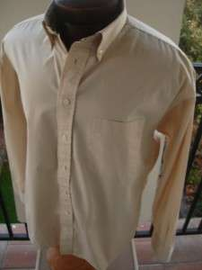 THIS IS A MENS SHIRT SIZE LARGE BY BURBERRY LONDON. MADE OF 100