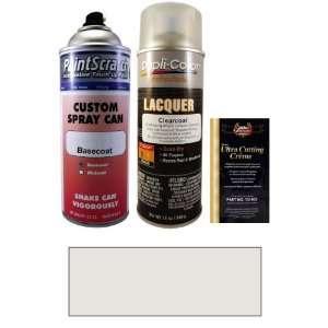 12.5 Oz. Tarnished Silver Metallic Spray Can Paint Kit for 2007 Suzuki