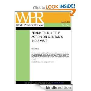 Briefings) Neeta Lal, World Politics Review  Kindle Store