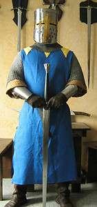 Medieval Knight Heraldry SCA Surcoat Tunic Tabard (T29)