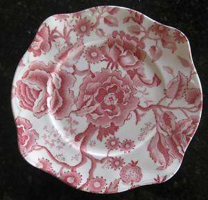 ENGLISH CHIPPENDALE JOHNSON BROTHERS 103232 8 PLATE