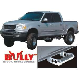 Bully Adjustable Side Entry Steps Dodge Ram 2003 to 2006 (Fits 02 1500