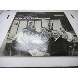 Woodwind Ensemble Milhaud, The Philadelphia Woodwind Ensemble Music